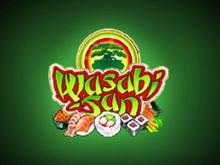 Без регистрации азартная игра Васаби-Сан в клубе бесплатно